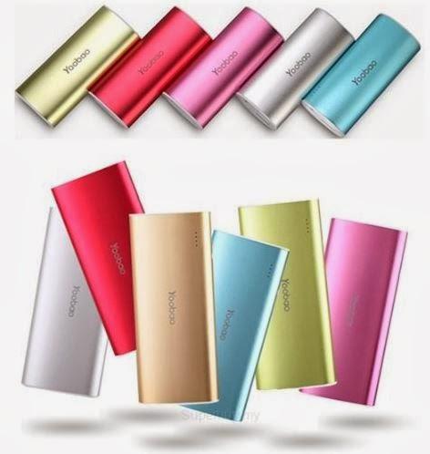 Yoobao yb 6012 pro 6200mah magic wand power bank for Samsung magic wand